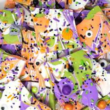 Monster Mash Halloween Bark #Choctoberfest