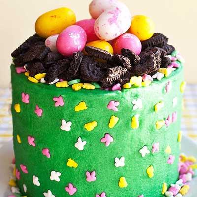 Easter Egg Cake from Cake Whiz