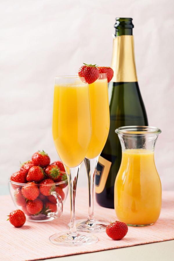 Host a Brunch Bridal Shower - inspiration for hosting a brunch bridal display shower and party etiquette.