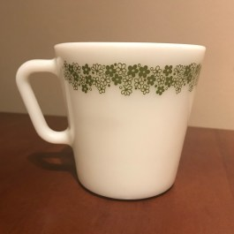 Spring Blossom Coffee Cups, 1970s