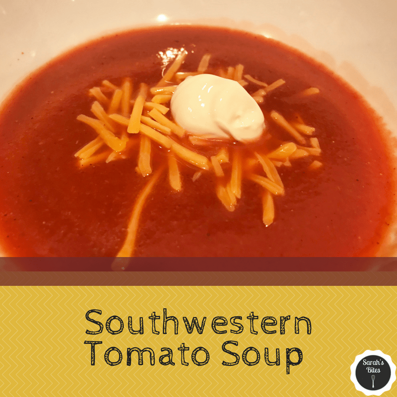 SouthwesternTomato Soup