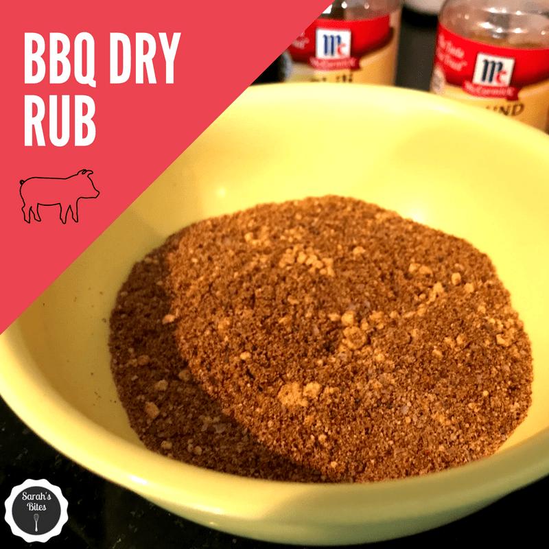 BBQ Dry Rub