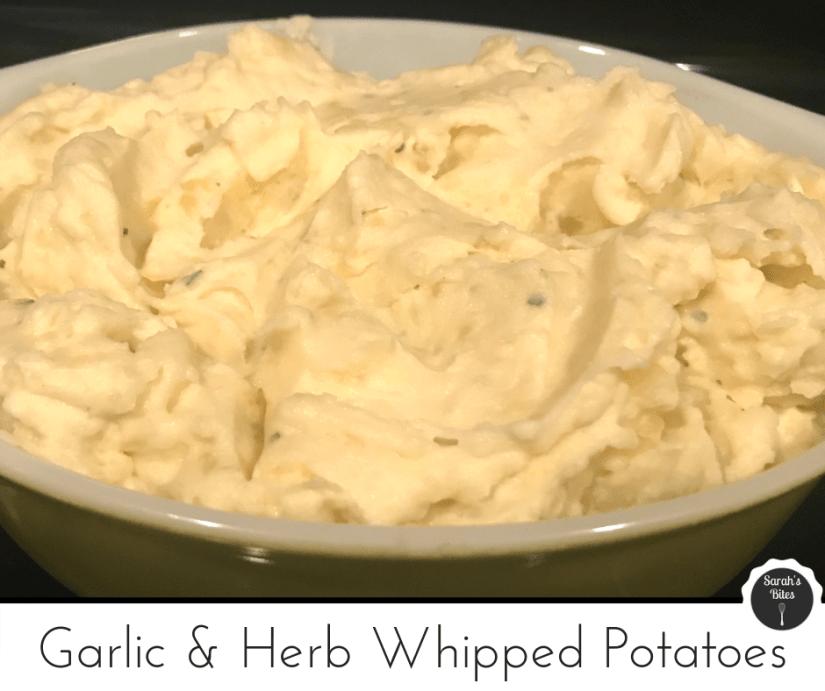 garlic & herb mashed potatoes (1)