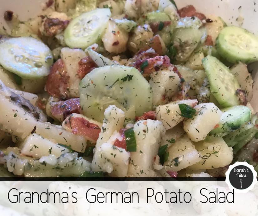 Grandma's German Potato Salad