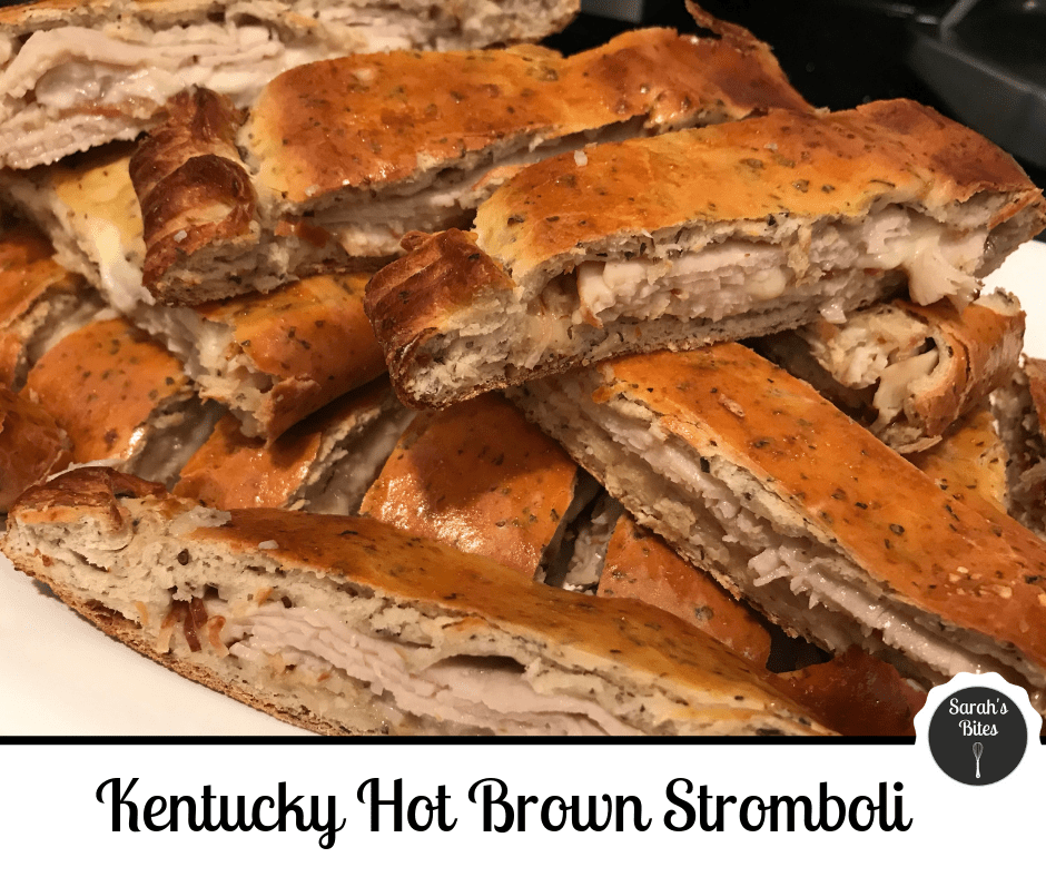Kentucky Hot Brown Stromboli