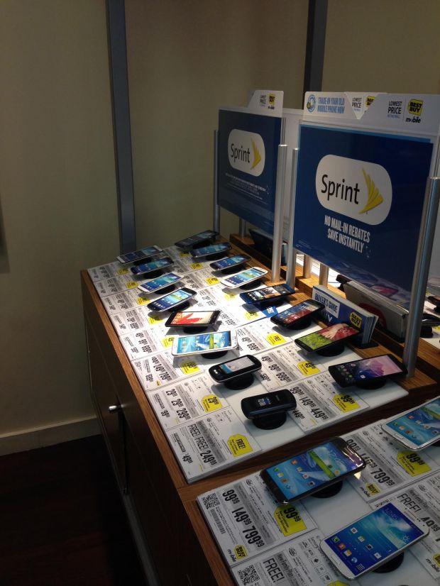 #shopBestBuy MobileSpecialtyStoreSprint