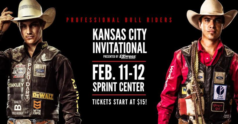 Professional Bull Riders Pbr Kansas City 4 Pack Ticket Giveaway