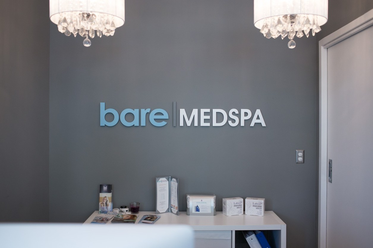Image result for bare med spa