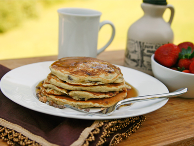 Image result for BANANA TOFFEE PANCAKES
