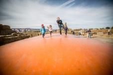 Pumpkin Patch bouncing!