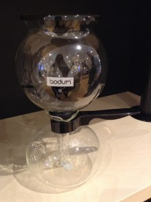 Coolest coffee maker ever by Bodum