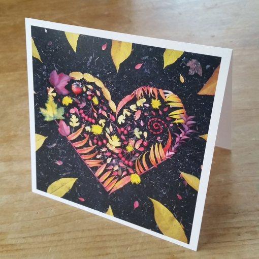 Fall Card example