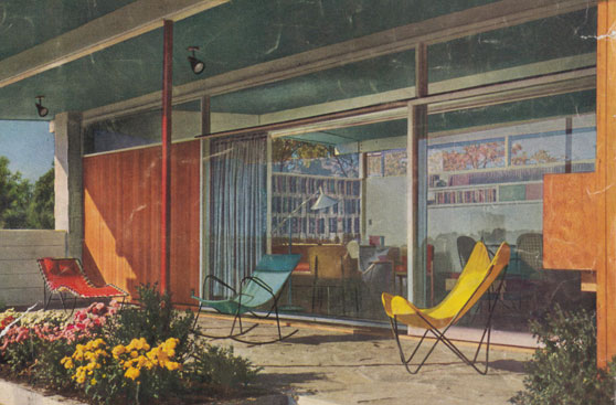 A 1954 Better Homes And Gardens Mid Century Modern