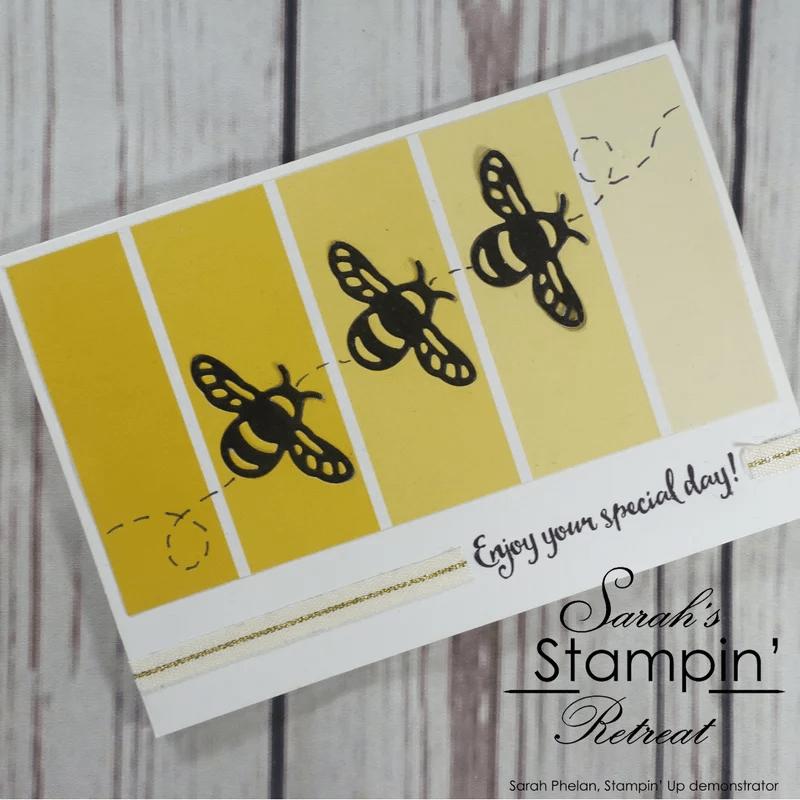 Bumblebee Card