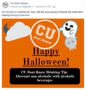 Happy Halloween CUDK