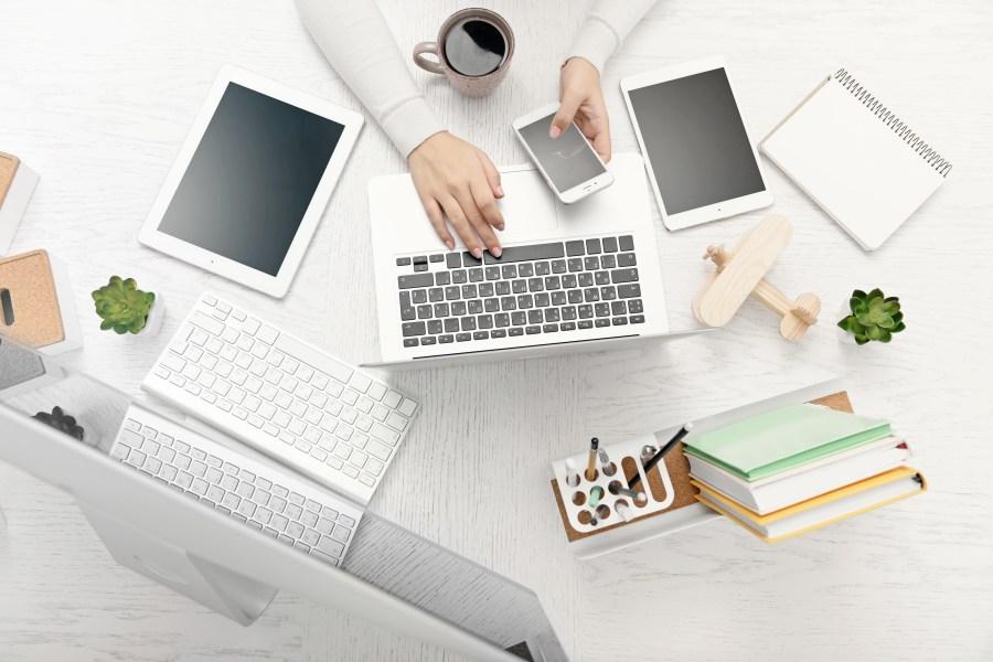 Sarah Stone desk