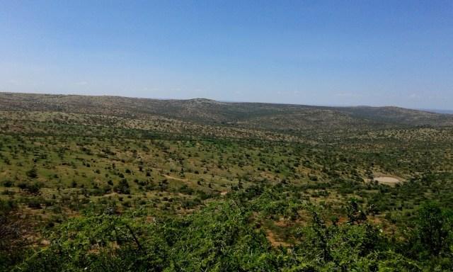 Laikipia Landscape enroute to Ol Lentile