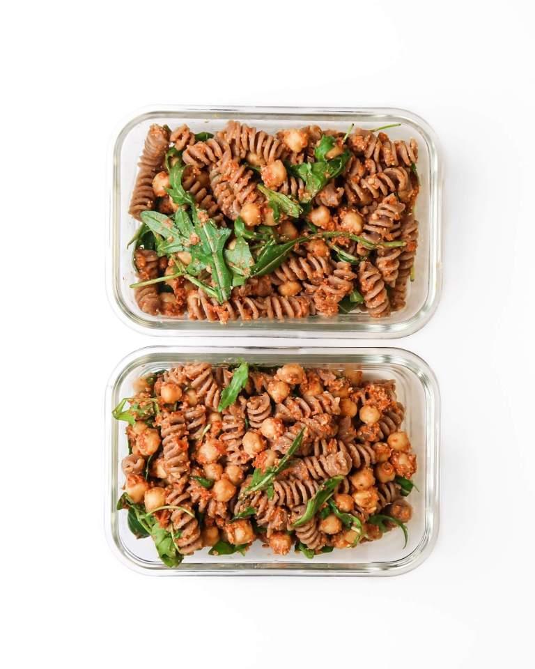 sundried-tomato-pesto-pasta-salad