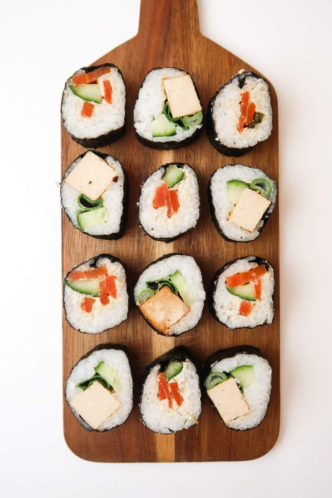 vegan-sushi-tofu-carrot-lox