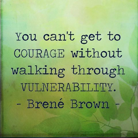 Image result for courage is fear walking