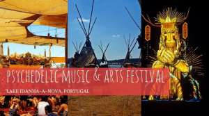 Photos from Boom Festivals of Psychedelic Music & Arts in Portugal 2016