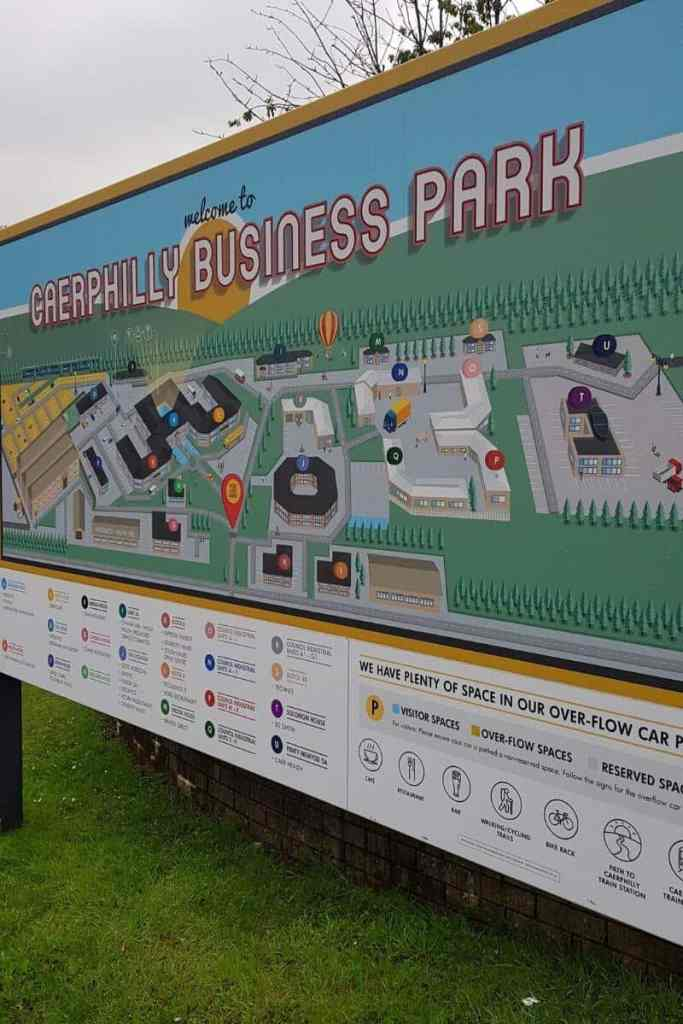 Caerphilly Business Park
