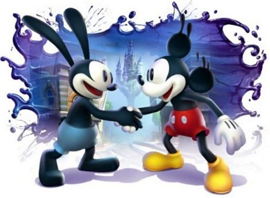 Oswald and Mickey