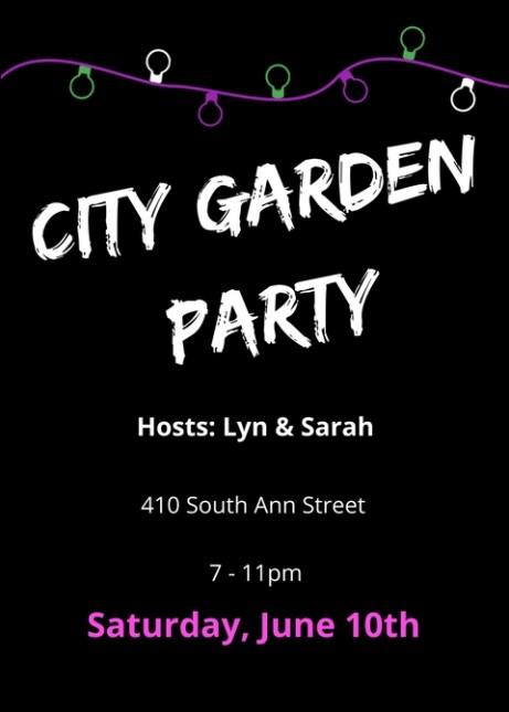 party invite back