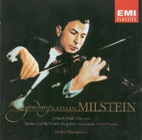 Nathan Milstein