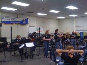 MIDI Band Tour