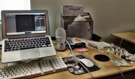 desktop hookup