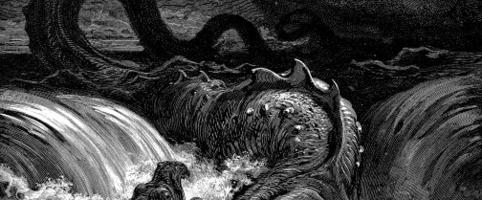 New Sheet Music: Leviathan!