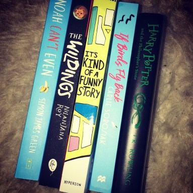 Today's Book Haul!