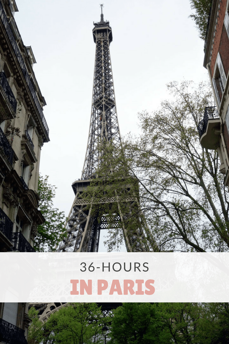 36-Hours in Paris
