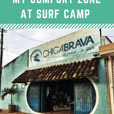 Stepping Out Of My Comfort Zone at a Surf Camp in Nicaragua