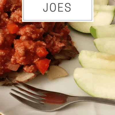 Whole30 Sloppy Joes + Health & Fitness Links I Love – Vol. 7