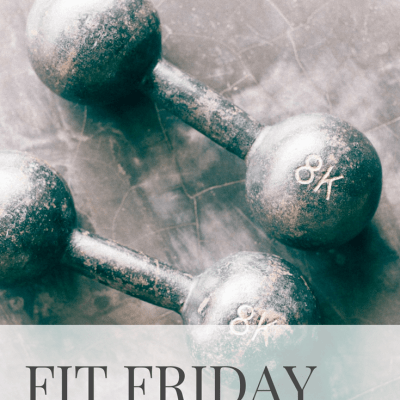 Fit Friday – Get Outside Workout