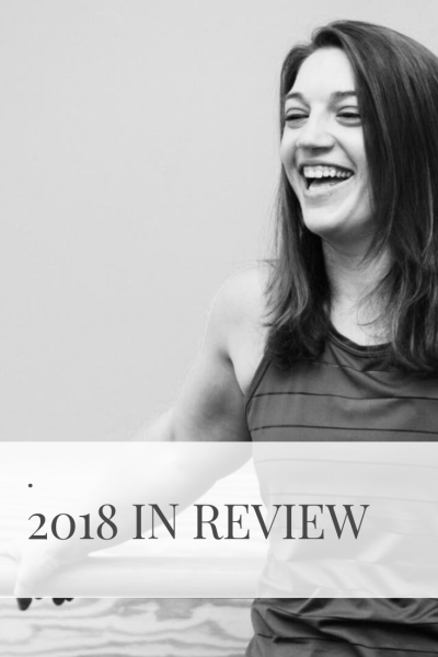 2018 Year In Review | Sarah Wyland