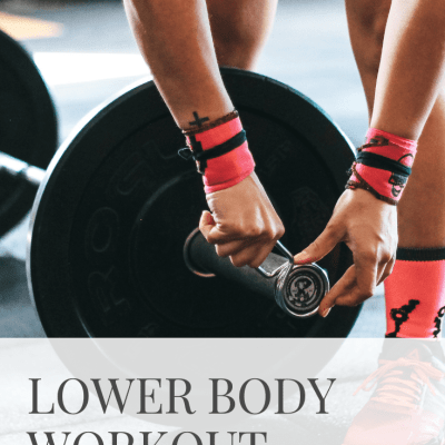 [Free] Lower Body Workout