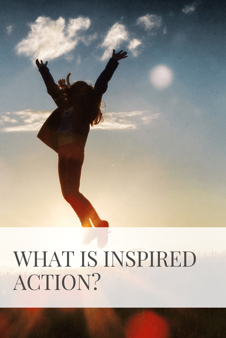 Inspired Action | Sarah Wyland