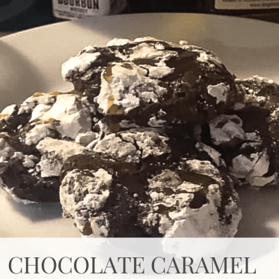 [Recipe] Chocolate Caramel Sea Salt Cookies (Gluten and Dairy-Free)