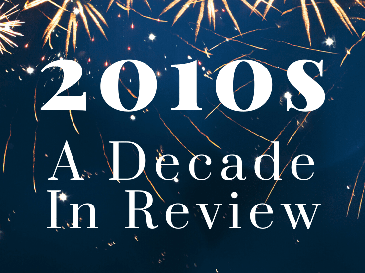 A Decade In Review | Sarah Wyland