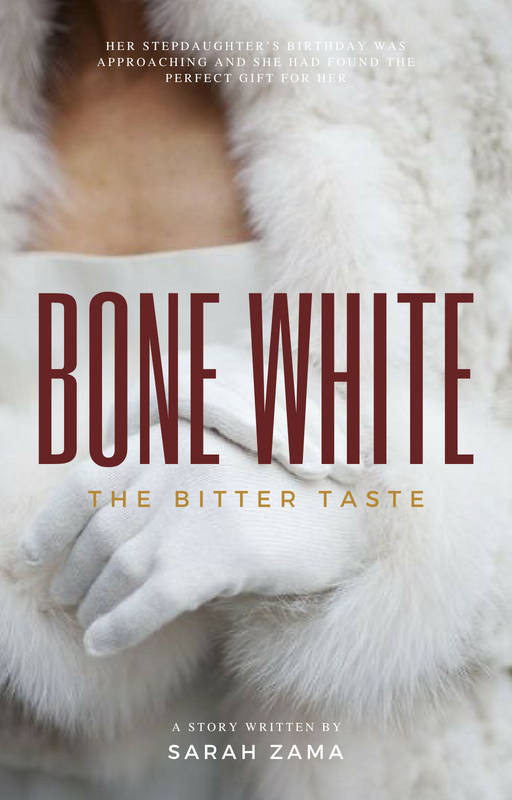 BONE WHITE by Sarah Zama - A short story set in the 1920s