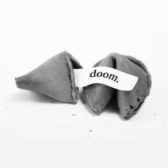 doom fortune cookies