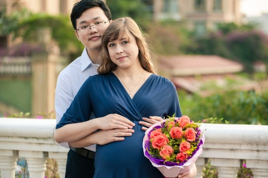Being Pregnant in China