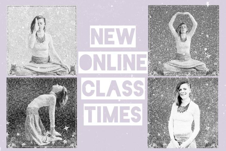New Class Times Kundalini Global