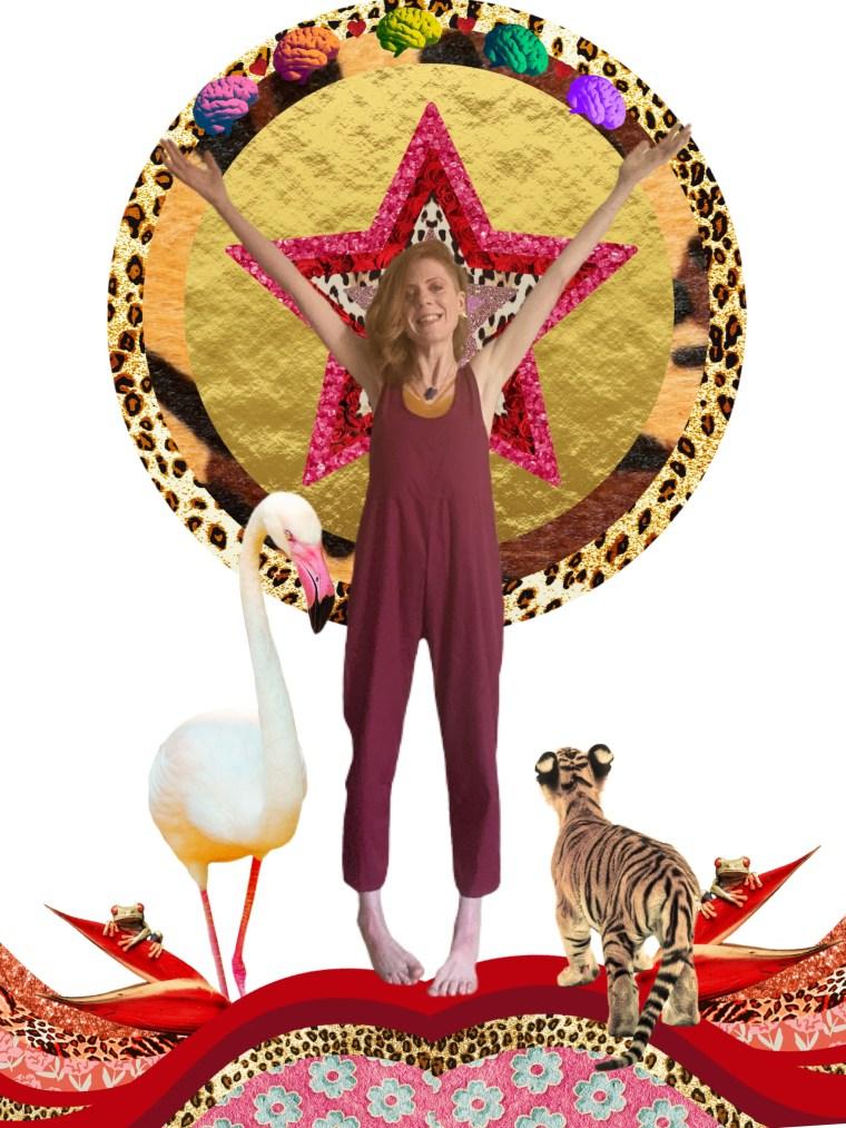 Sara-Jayne Edwards Kundalini Global Yoga Teacher