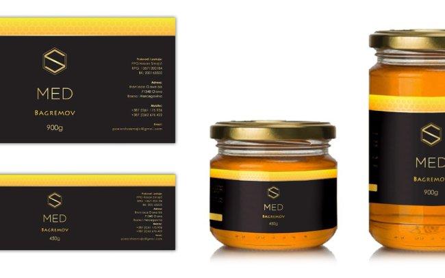 Pčelarstvo Smajić - Etikete