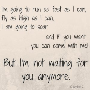 im-not-waiting