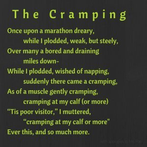 The Cramping: A poem